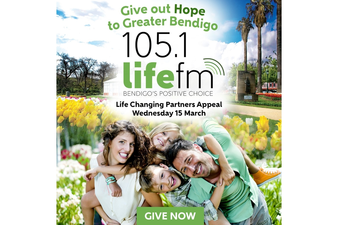Life Changing Partners Appeal