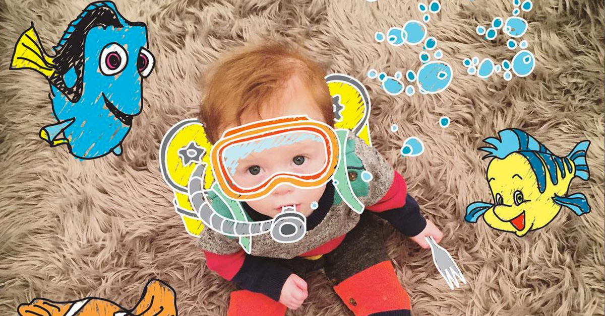 Coolest Baby Photos Ever?