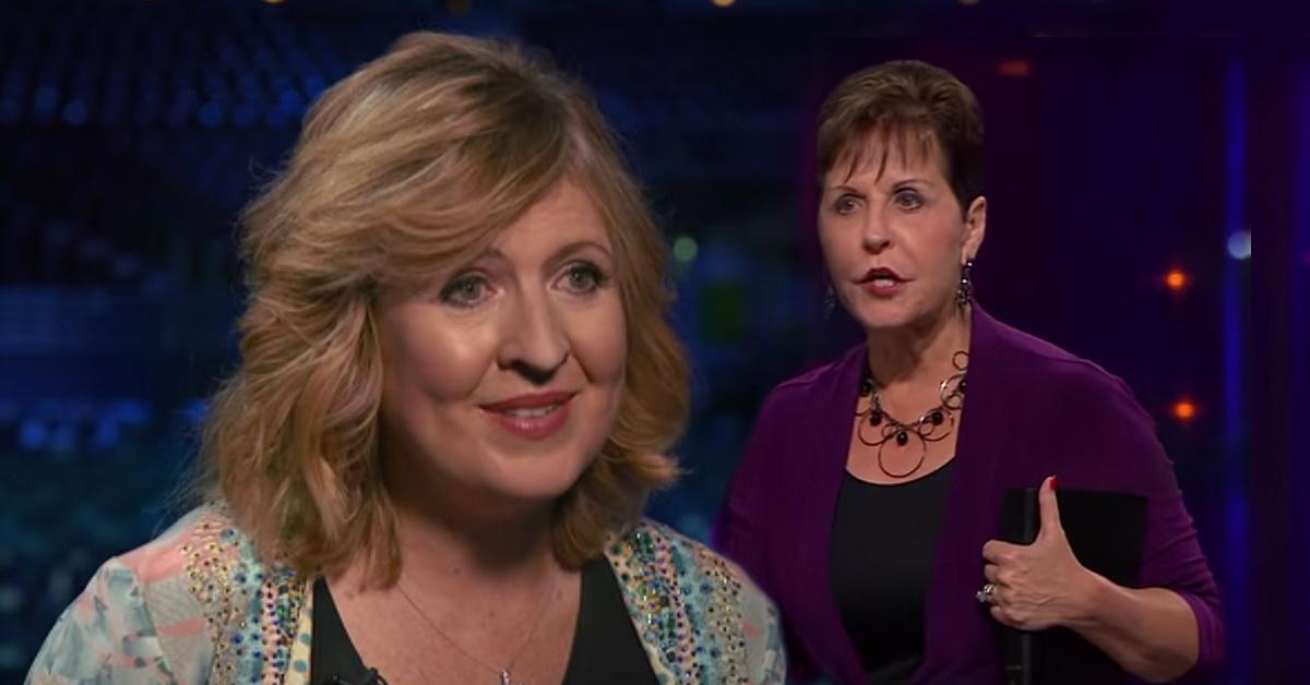 Darlene Zschech and Joyce Meyer On Fighting Cancer - 105 1