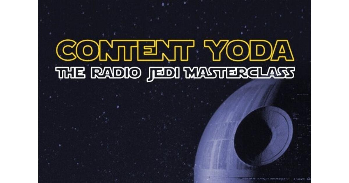 Radio Masterclass