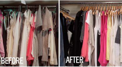Wardrobe-Makeover