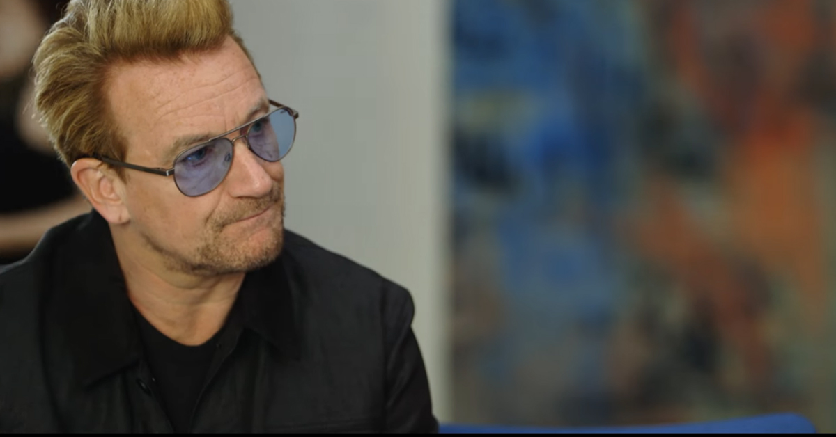 Bono Says Christian Music Needs To Be More Honest