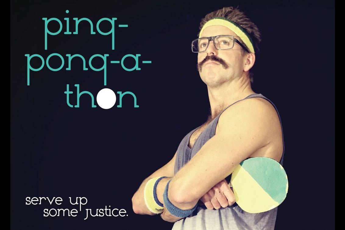 Ping Pong-A-Thon