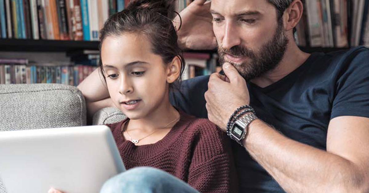 Chill, Mum and Dad: the Digital Age Isn't All Bad