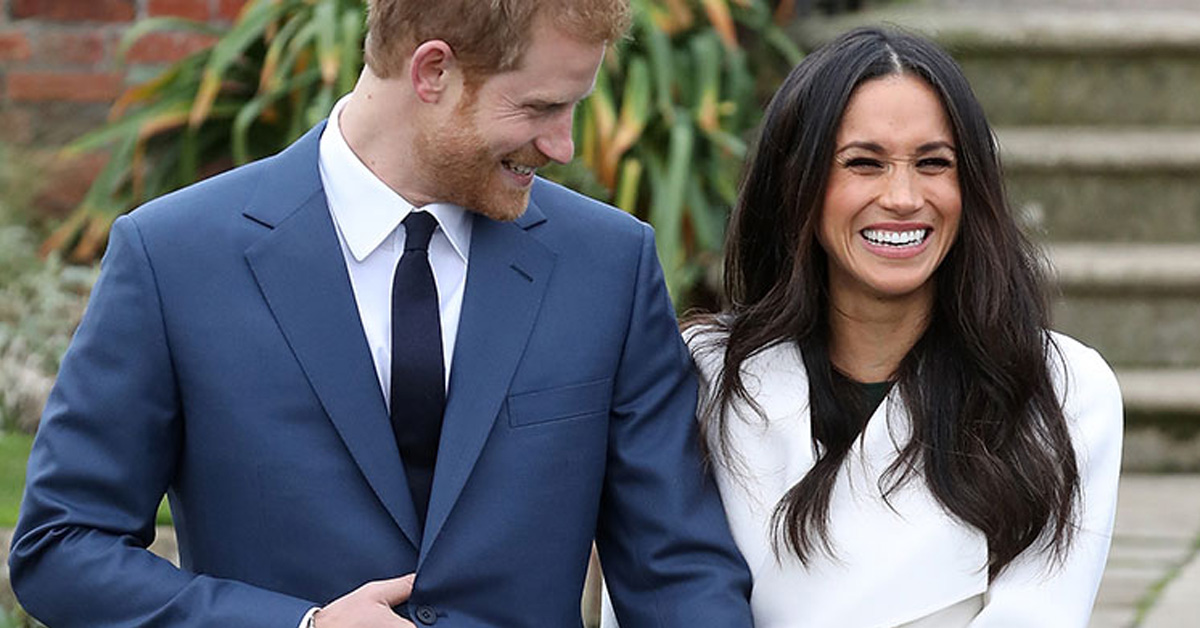 Prince Harry & Meghan's Engagement – 25 Years Since Queen's 'Horrible Year' Speech