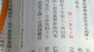 Chinese bible-2