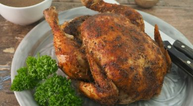 slow cooked baked chicken-2