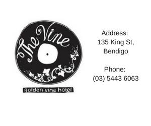 Address_ 135 King St, BendigoPhone_ (03) 5443 6063