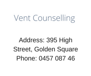 Address_ 395 High Street, Golden SquarePhone_ 0457 087 46