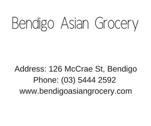 Bendigo Asian Grocery