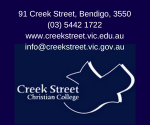 Creek Street Christian College