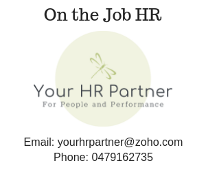 On the job HR copy