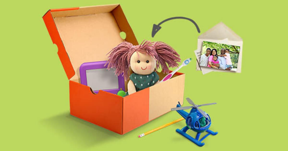 School Holidays the Perfect Time to Pack Your Christmas Shoebox for a Child Overseas
