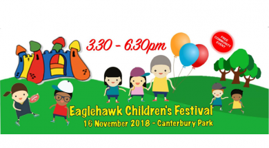 Eaglehawk Childrens Festival