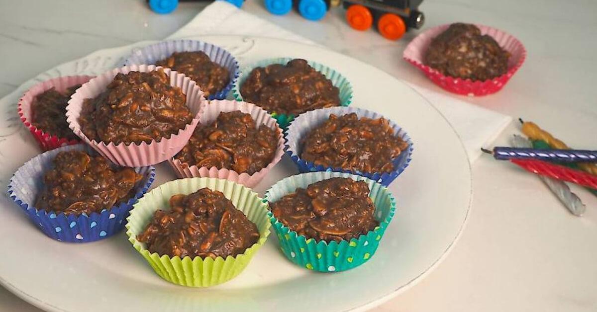 Paleo Chocolate Crackles