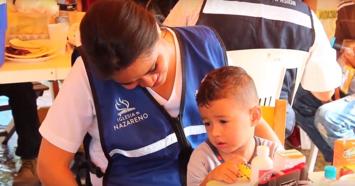 Caravan Receives Humanitarian Aid in Mexico [Video]