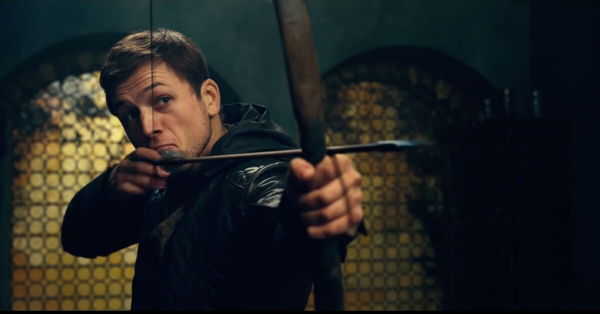 Robin Hood a High-Energy Reboot of the Old Tale [Movie Review]