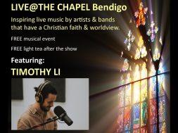 Live @ The Chapel