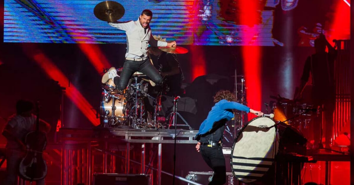 The Explosive Lights and Heartfelt Stories of for KING & COUNTRY's World Tour