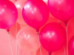 pinkballonons