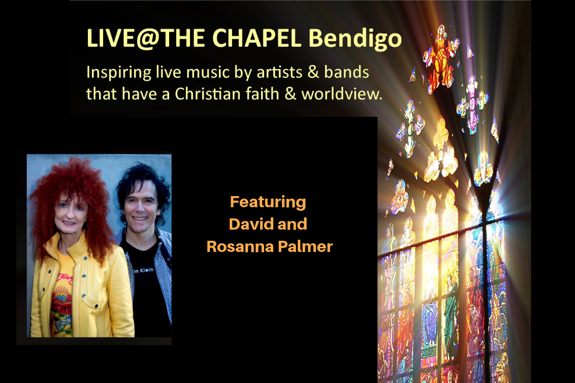 Live @ The Chapel March 31st