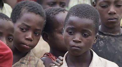 children in Mozambique wv-2