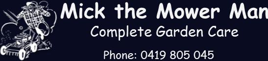 mick the mower man