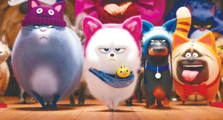 Plenty of Heart-Warming Messages in 'The Secret Life of Pets 2'