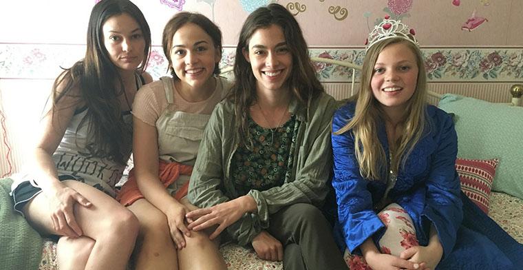 Little Women Cast