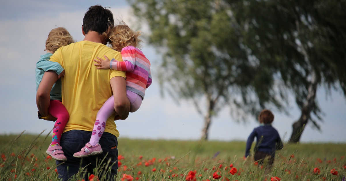 Dads: How To Stay Connected With Your Kids