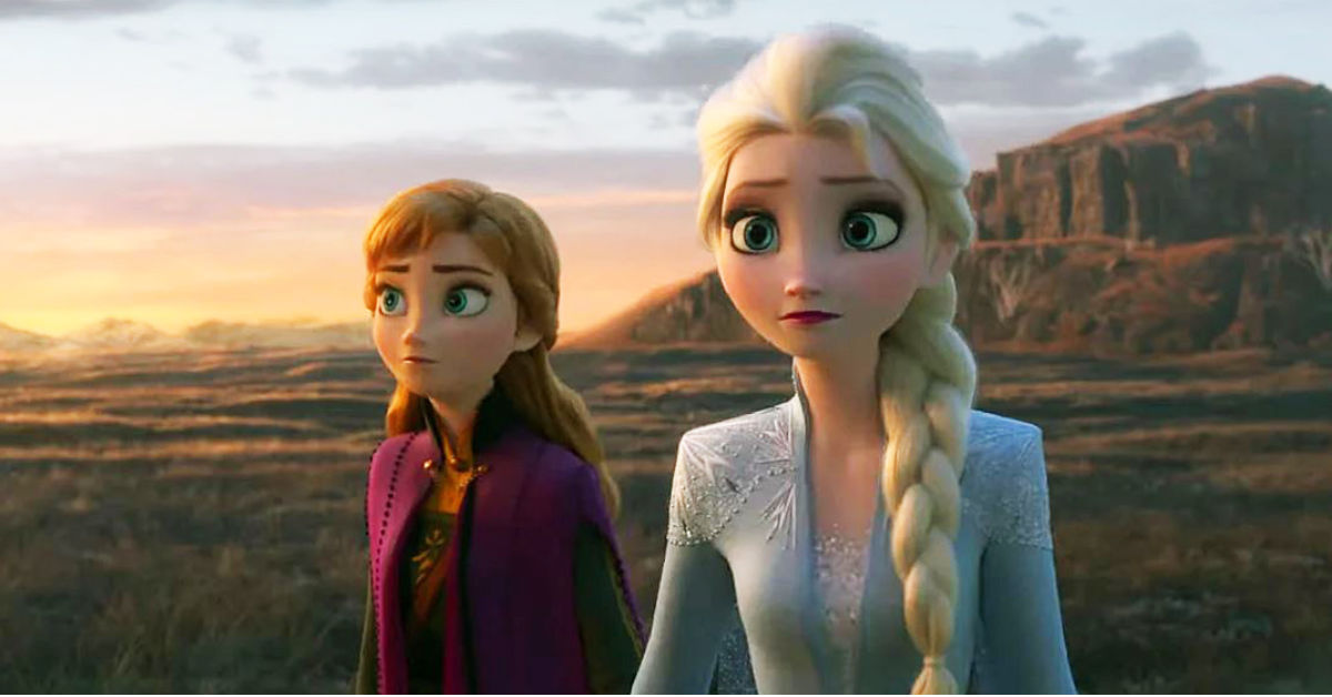 Depth and a Little Darkness as Anna and Elsa Seek Answers, in 'Frozen 2'