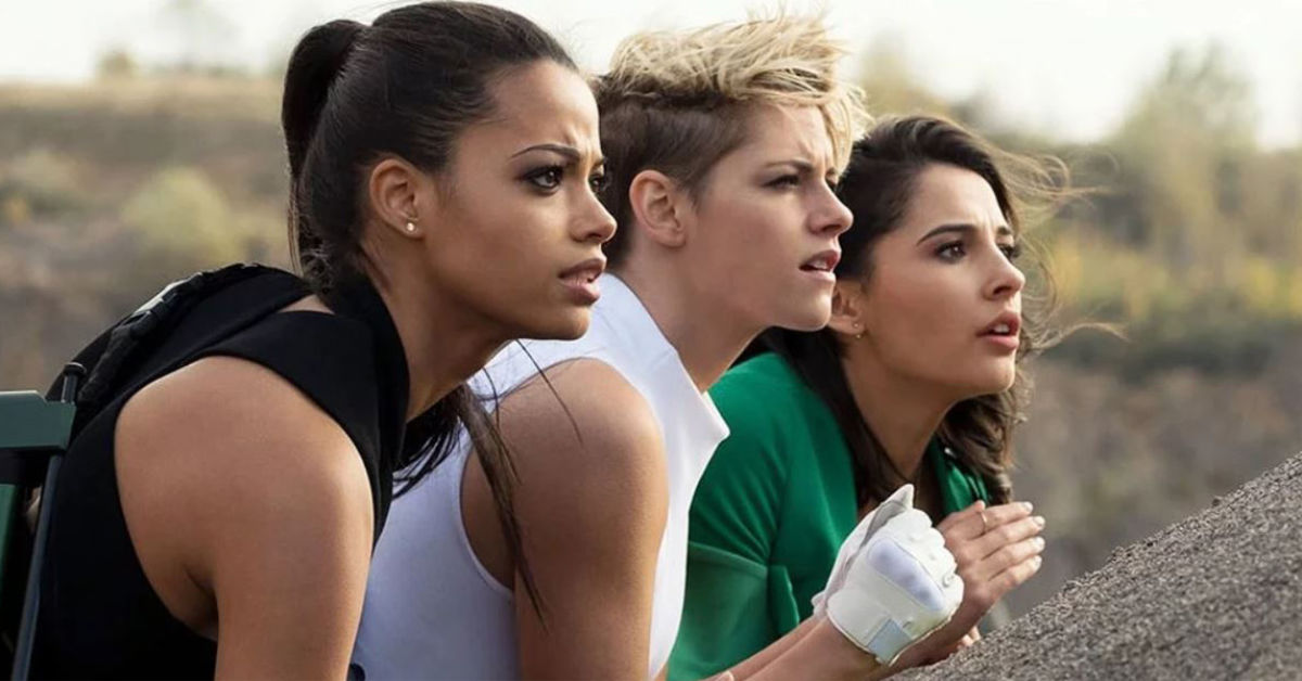 "New ""Charlie's Angels"" Aims Low and Gives Feminism a Bad Name"