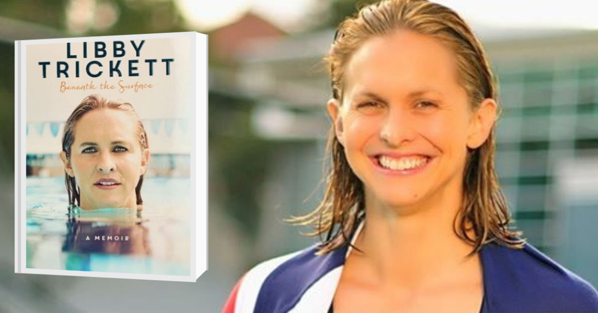 Aussie Olympian Libby Trickett Opens Up About her Mental Health Struggles