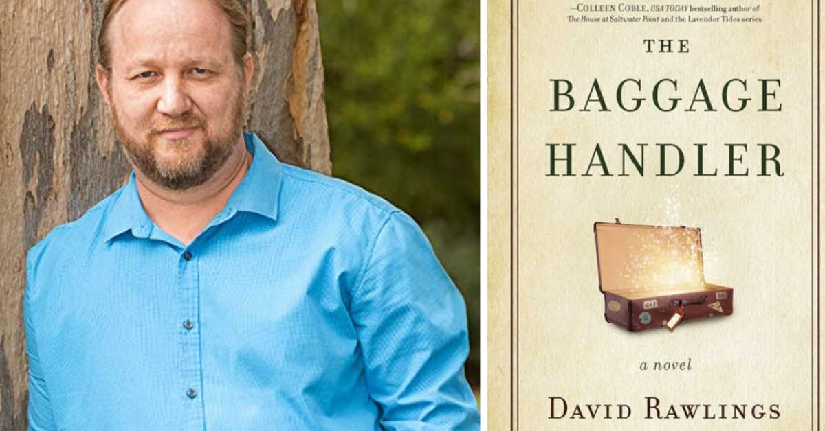 """The Baggage Handler"" by First-Time Aussie Novelist Wins Prestigious US Book Award"