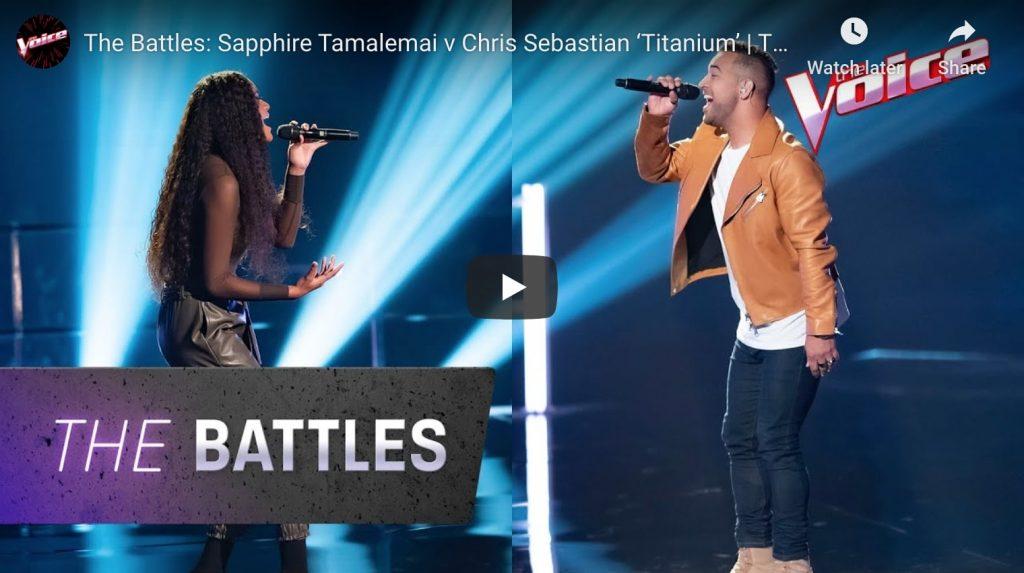 chris sebastian the battles video