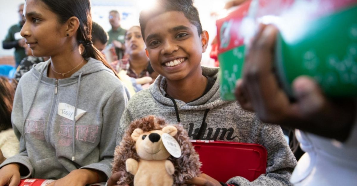 Send Hope – Pack a Gift-Filled Shoebox for Operation Christmas Child