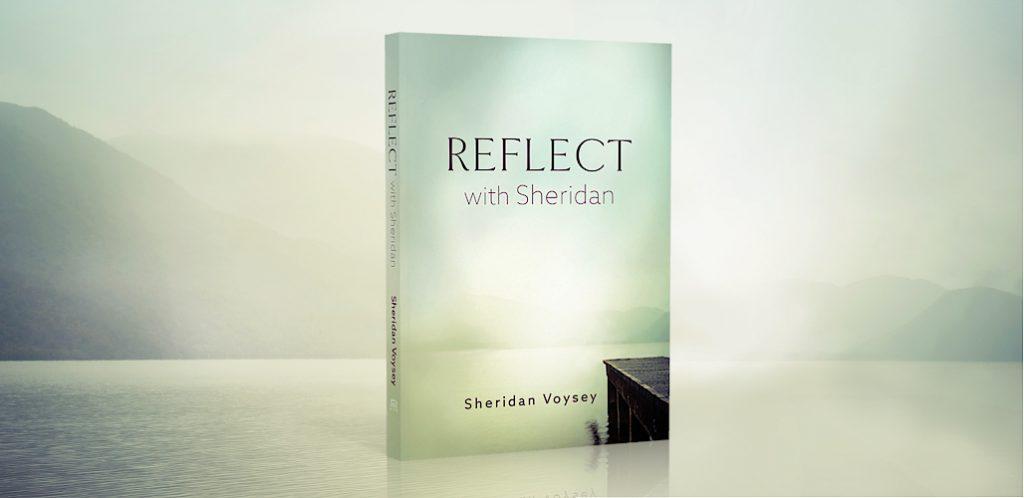 reflect with sheridan book