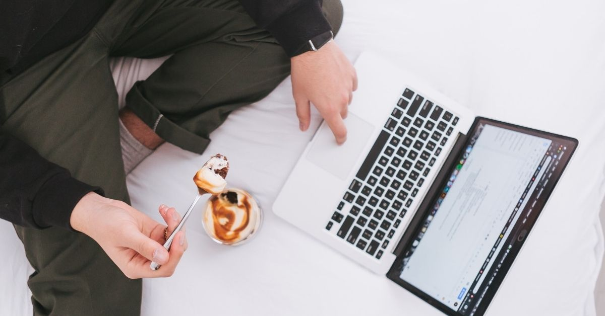 Tips to Stop Mindless Eating After Working From Home Has Contributed to Weight Gain