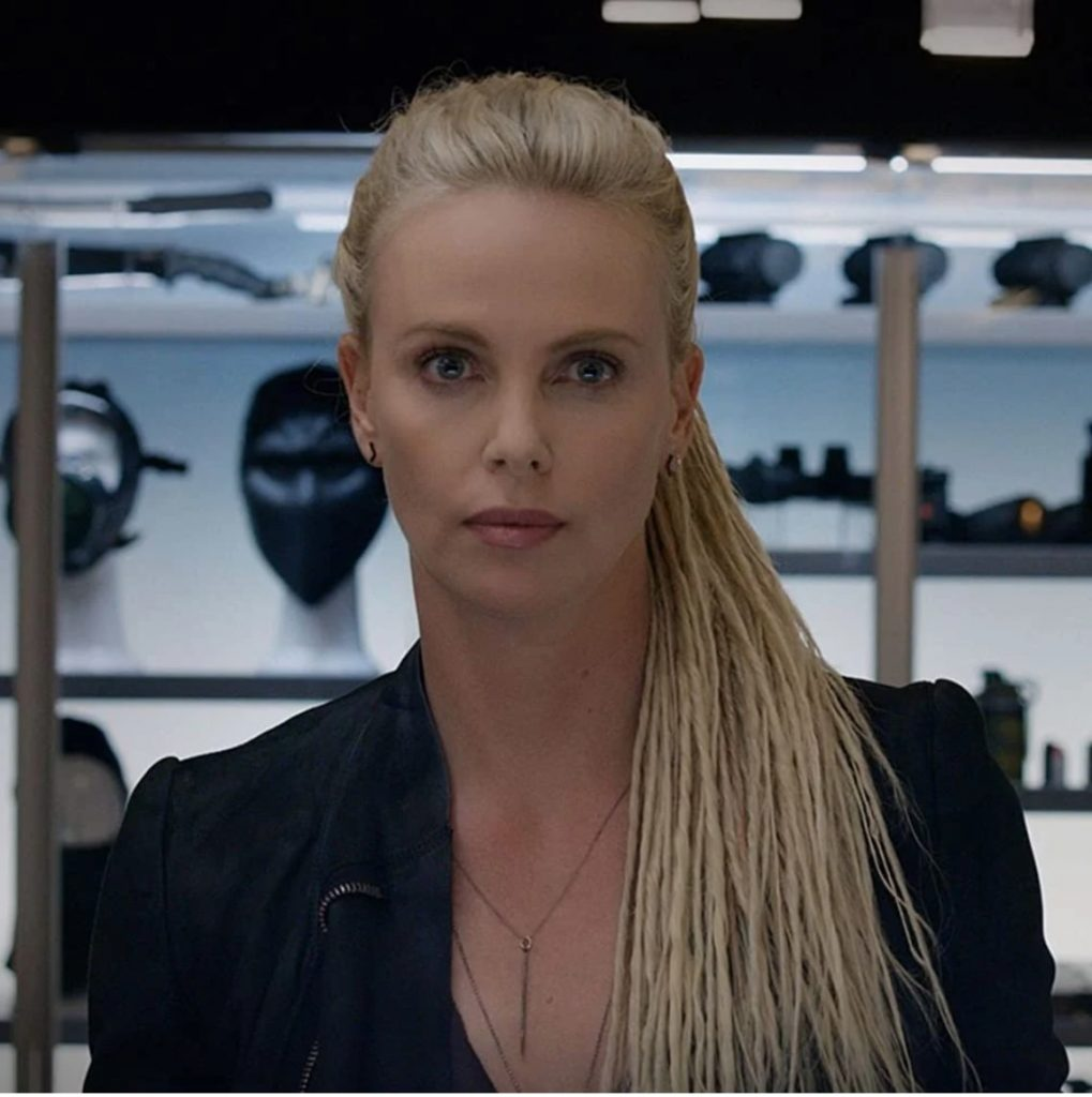 charlize theron fast and furious